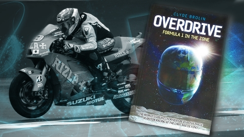 Your Summer Reading: Overdrive by Clyde Brolin
