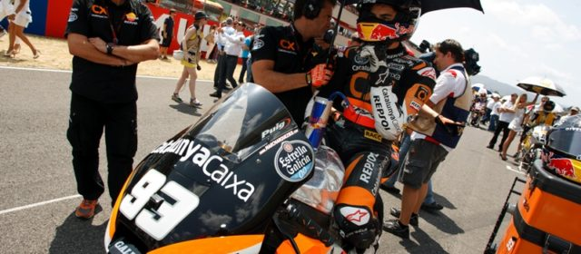 Marquez unsatisfied with fifth but thinking about championship gap