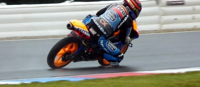 Moto3 Rewind: Exclusive photos from the Czech Grand Prix 2012