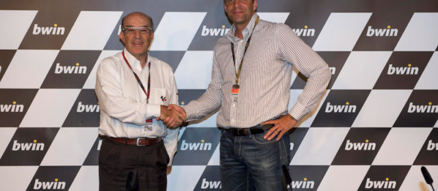 Industry news: MotoGP™ and bwin extend partnership until 2015