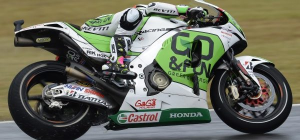 "Another fantastic fourth for Bautista at Motegi: ""The race was more than positive"""