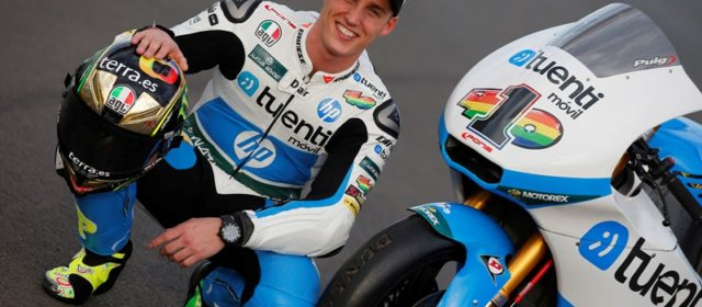 Espargaro finishes last Moto2 race despite crashing out of race lead, Rabat takes 5th, Pons 20th