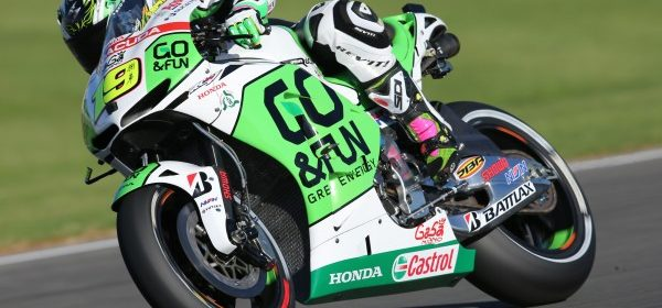 Bautista looking for more front grip and stability after busy first day at Valencia