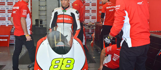 """Jorge Martin interview: """"I'm really looking forward to the 2015 season"""""""