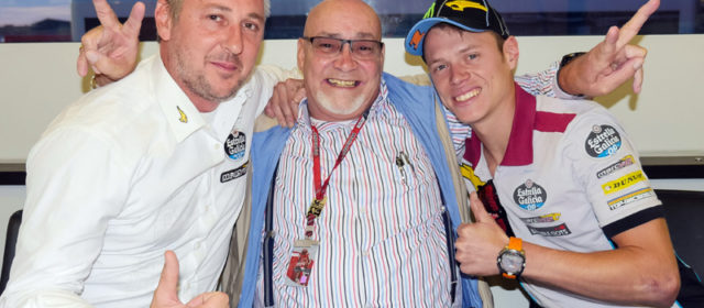 Tito Rabat to MotoGP in 2016 with Marc VDS Racing
