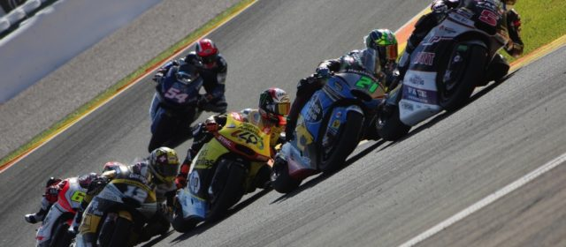 Alex Rins fifth and Edgar Pons nineteenth at Valencia
