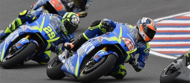No points for Alex Rins in Argentina as DNF closes his weekend