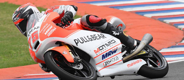 Weekend to forget for Albert Arenas at Rio Hondo
