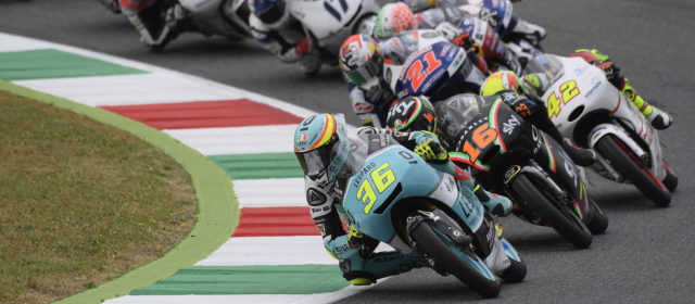 Precious points for Joan Mir in mad Mugello race
