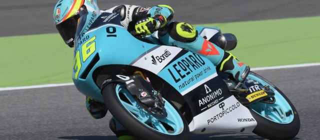 A dramatic qualifying for Joan 'Miracle' Mir