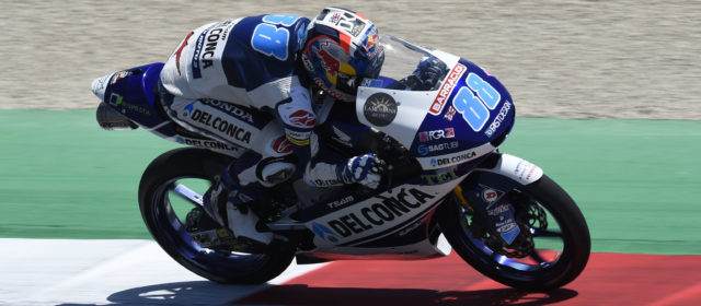 Jorge Martin scores points in Mugello