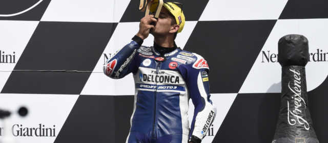 Jorge Martin defeats pain and takes podium in Austria after superb recovery