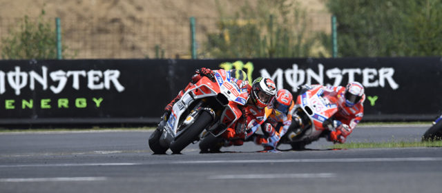 Disappointing fifteenth place for Jorge Lorenzo at Brno