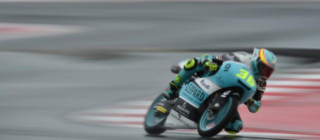 Second place as good as a win for Joan Mir at Misano