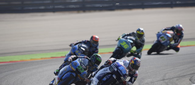 Jorge Martin 4th in Aragon
