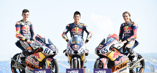 First and second to Aleix Viu ends the Red Bull Rookies season in Aragon