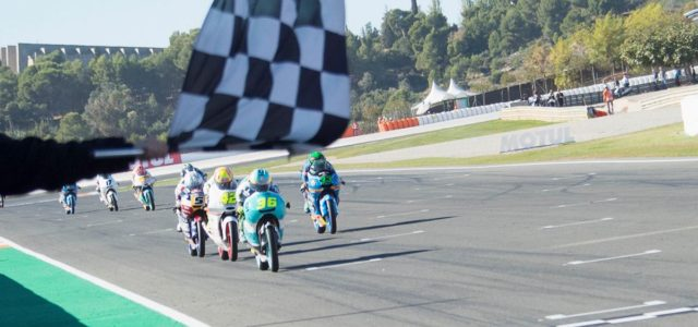 Miracle Mir makes stunning Valencia comeback to finish 2nd