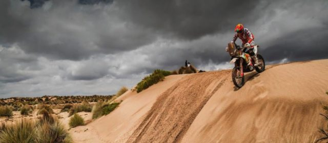 "Dakar 2018 Stage 7 report: ""Out on their own"""