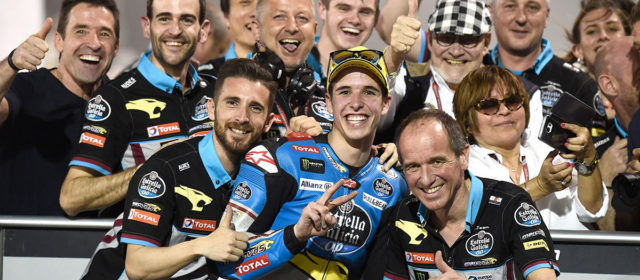 Alex Marquez dominates Moto2 qualifying in Qatar, Joan Mir takes 24th