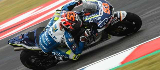 Second row start for Tito Rabat in Argentina