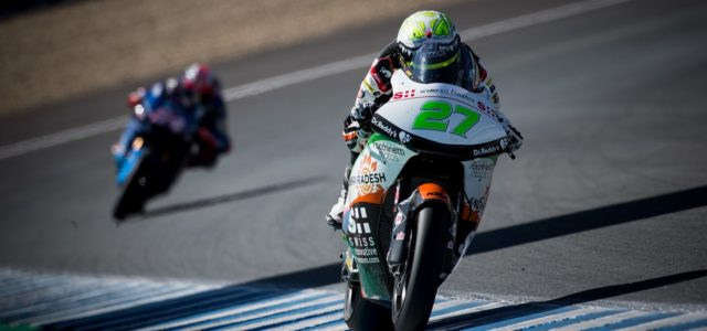 Mixed qualifying for Iker Lecuona in Spain
