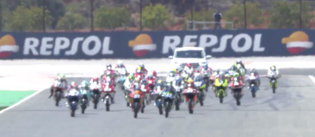 VIDEO: CEV Repsol, Rd2 Valencia – Moto3 race 2 highlights