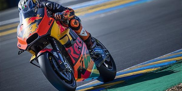Pol Espargaro starts French GP from the sixth row