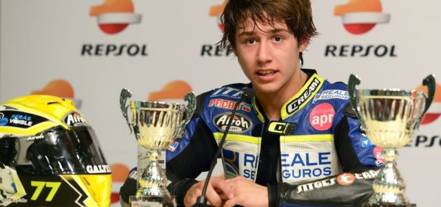 CEV Repsol rider Andreas Perez dies following Barcelona race injuries
