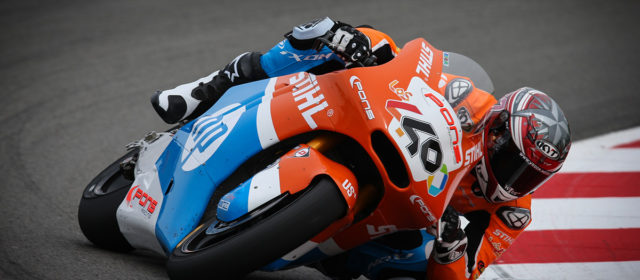 Augusto Fernandez makes his debut with Pons Racing HP40 with the 5th best time