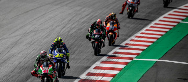 Aleix Espargaro finishes seventeenth in Austria after tyre degradation woes