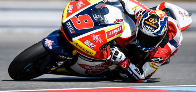 Jorge Navarro qualifies 11th in Brno, looking for pace on raceday